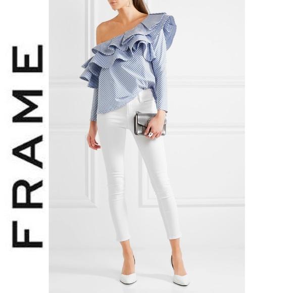 Frame Denim Jeans | Le Skinny De Jeanne White | Poshmark
